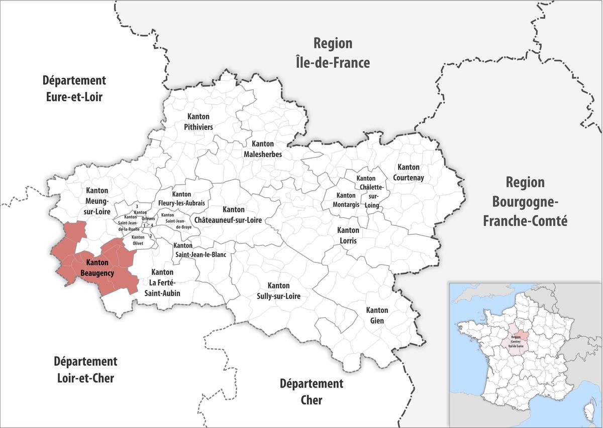 Kanton ch teauneuf sur loire wikipedia - Piscine de chateauneuf sur loire ...