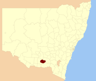 Lockhart Shire Local government area in New South Wales, Australia