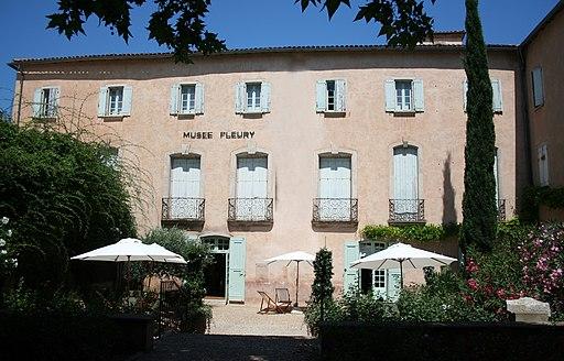 Lodeve musee Fleury