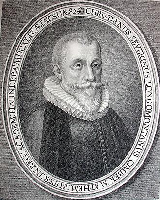 Christen Sørensen Longomontanus - Christen Sørensen Longomontanus