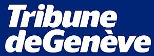 Tribune de Genève - Image: Logotg