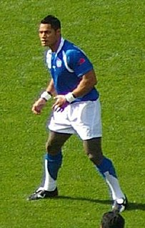 Lome Faatau Samoan rugby union player