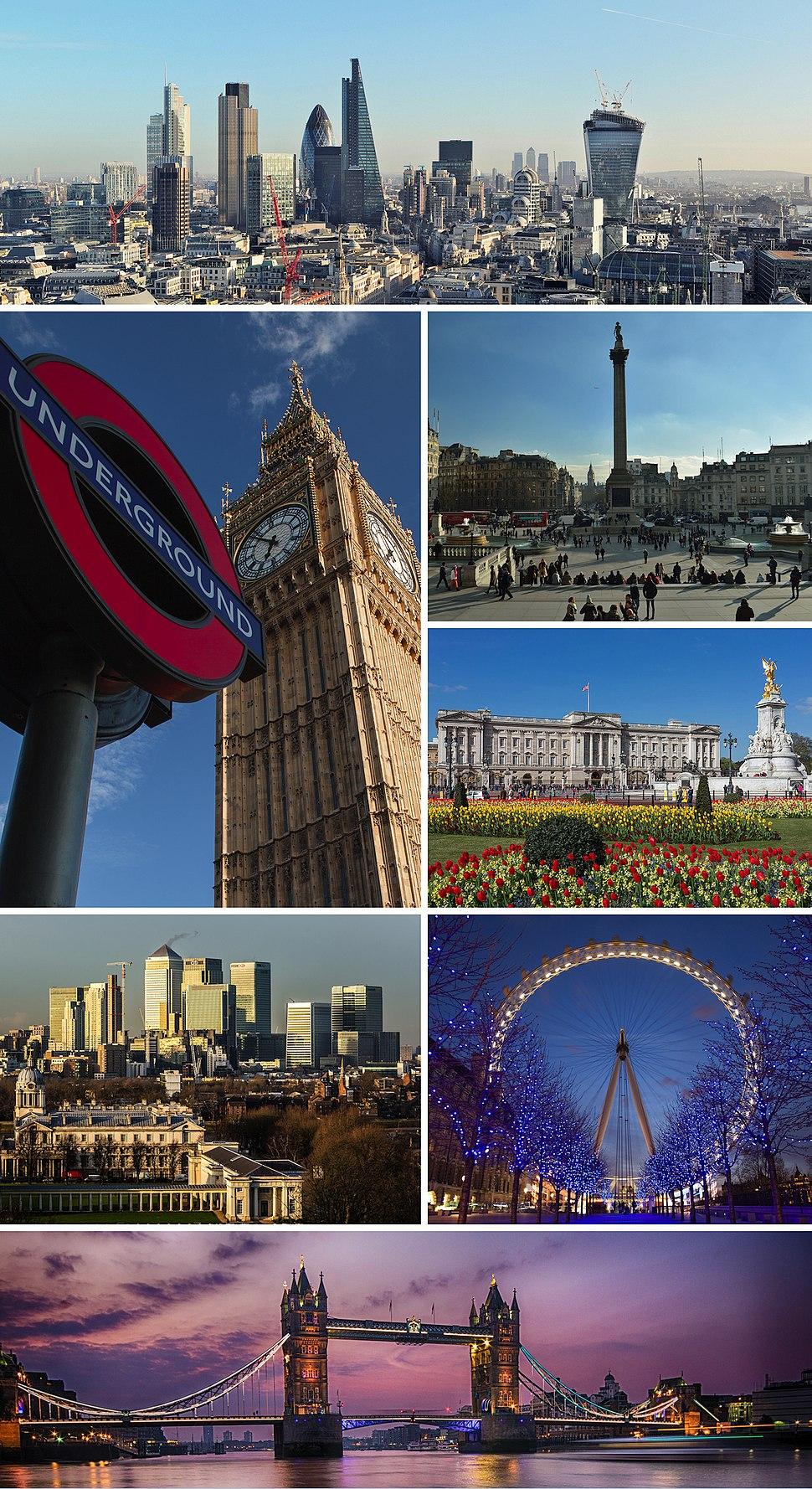 London Montage K