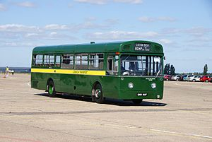 London Transport bus MB90 (SMM 90F), 2010 North Weald bus rally.jpg