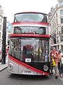 London United bus LT150 (LTZ 1150), Regent Street Bus Cavalcade (02).jpg