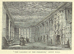 Aston Hall - The Long Gallery