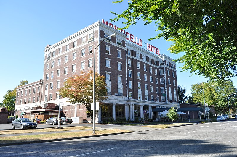 Longview (WA) United States  City new picture : Longview, WA Monticello Inn 01 Wikimedia Commons