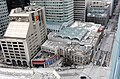 Looking down on Yonge and Front, Hockey Museum, Brookfield Place, 2015-01-17 (15691033334).jpg