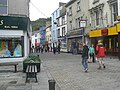 Looking down the High St towards the Clock - geograph.org.uk - 1464574.jpg