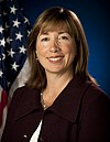 Lori Garver official portrait