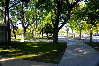 Exposition Park, Los Angeles Neighborhood of Los Angeles in California, United States