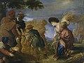 Los segadores de la tierra de promisión, por Juan Antonio de Frías.jpg