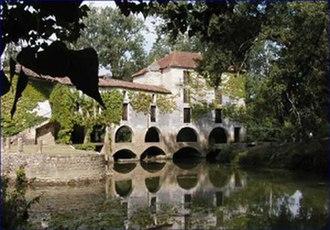 Dropt - Moulin de Loubens sur le Dropt