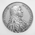 Louis XIV, King of France (b. 1638, r. 1643–1715) MET 171161.jpg