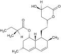 Lovastatin pharmacophore.png