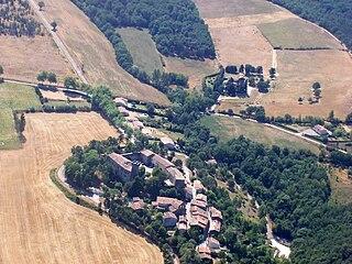 La Pomarède Commune in Occitanie, France