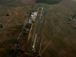 Évora Airport - Image: Lpevsky