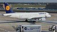 D-AIUG - A320 - Lufthansa