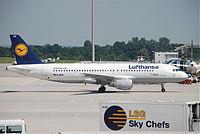 D-AIPR - A320 - Lufthansa