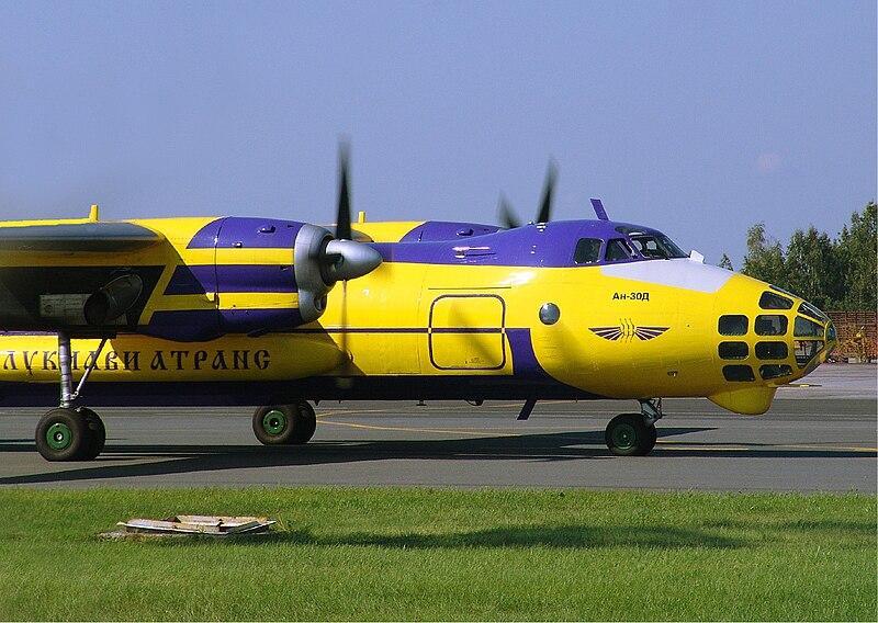 File:Lukaviatrans Antonov An-30.jpg
