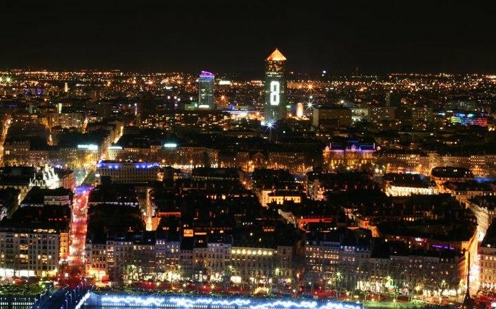 Lumiere Lyon France