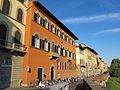 Lungarno guicciardini, palazzo capponi-vettori (mattina) 02.JPG