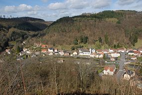 Lutzelbourg from Castle.JPG