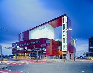 Bolles+Wilson - Luxor Theatre, Rotterdam (1996-2001)