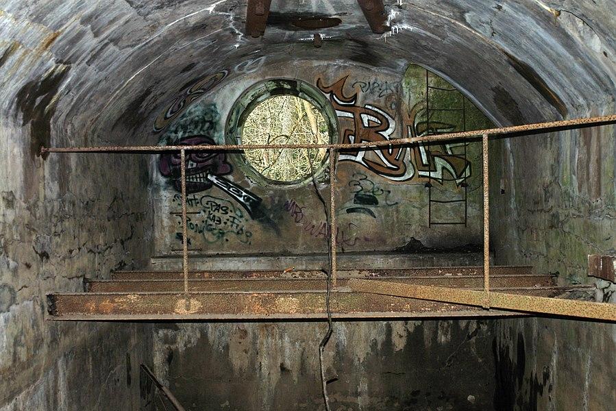Mühlenwald bei Sitterswald, Reste einer Mühlenanlage an der Freundschaftsbrücke über die Blies nach Saargemünd