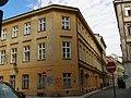 Měšťanský dům U modré boty (Staré Město), Praha 1, Haštalská, Haštalské nám., Za Haštalem 13, Staré Město.JPG