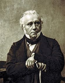 MACAULAY(1898) 1.012 - THOMAS BABINGTON, LORD MACAULAY, AT THE AGE OF 57 (Photo by Claudel).jpg
