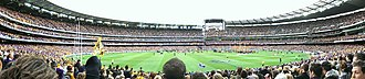 2013 AFL Grand Final - Image: MCG Grand Final panorama