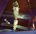 MIR Space Station Scale model.jpg