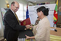 MOU on development cooperation between Australia and Myanmar (10702324874).jpg