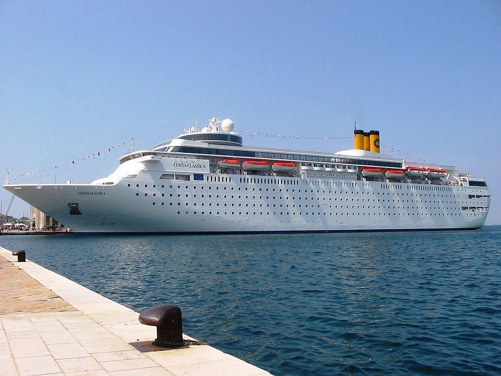 MS Costa Classica Trieste 2