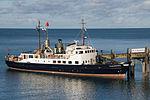 MS Oldenburg at Lundy Island - 17 March 2013.jpg