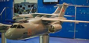 Ilyushin Il-276 - Image: MTS Il 214 maks 2009