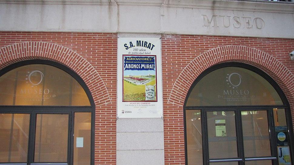 MUSEO DEL COMERCIO SALAMANCA - MIRAT