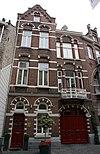 foto van Herenhuis in Art Nouveau-stijl, gebouwd in opdracht van J. Wijnands.