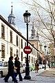 Madrid, Plaza de las Comendadoras 1977 01.jpg