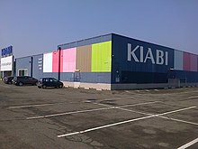 Magasin Kiabi Ville La Grand
