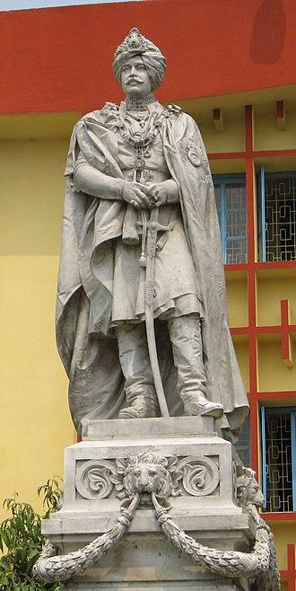 Koch dynasty - Maharaja Nripendra Narayan of Cooch Bihar