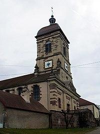 Mailleroncourt-Saint-Pancras, Église Saint-Pierre-Saint-Paul.jpg