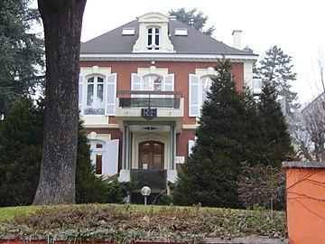 Mairie de Fontaines-sur-Saône.
