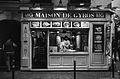 Maison de Gyros, 26 Rue de la Huchette, 75005 Paris 2014.jpg