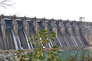 Maithon Dam Dam in India