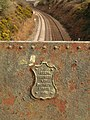Maker's mark, bridge on Druid's Road - geograph.org.uk - 1185793.jpg