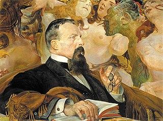 Portrait of Edward Aleksander Raczyński.