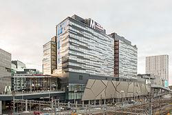 Telia Company AB:s huvudkontor i Arenastaden, Solna sedan juni 2016.