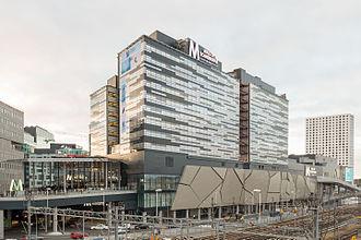 Mall of Scandinavia - Image: Mall of Scandinavia November 2015 01
